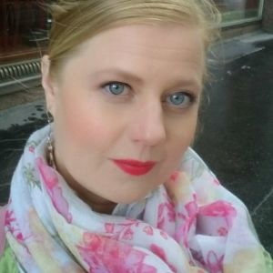 Foto på Erna Bodström