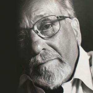 Författaren Christer Kihlman