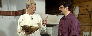 Jaakko Kolmonen ja Kauko Keränen ohjelmassa Hyvää pataa (1993)