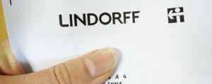 Betalningsanmärkning av Lindorff