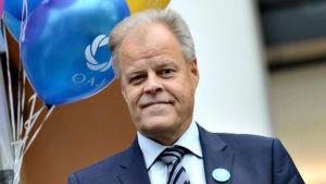 Olli Luukkainen,  ordförande för den offentliga sektorns förhandlingsorganisation