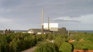 Kärnkraftverket i Oskarshamn, Sverige