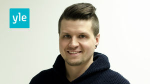 Niclas Johansson, redaktör på Yle