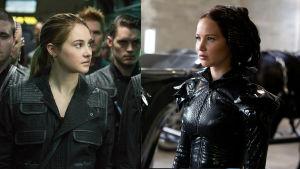 Hur lika är Beatrice och Katniss egentligen?