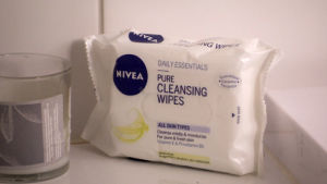 Nivea Daily Essentials Pure Cleansing Wipes