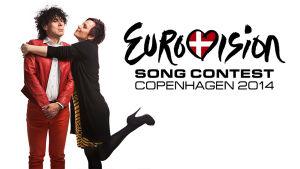 Euroviisujen juontajat