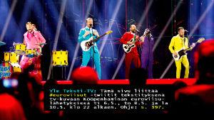 Islanti Euroviisut 2014