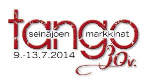 Seinäjoen Tangomarkkinat 2014 -logo
