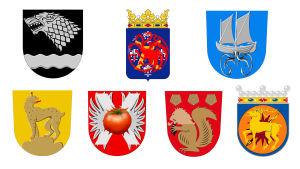 Så här ser Game of Thrones ut i Svenskfinland.