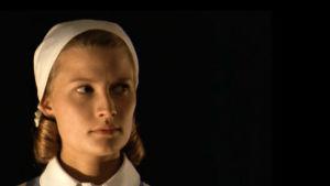 Veera Kiiskinen Taru Mäkelän elokuvassa Pikkusisar. Yle.