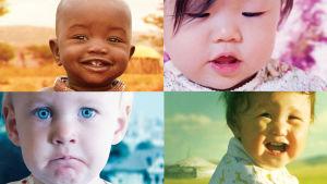 Vauvat. Thomas Balmès elokuva Babies. Focus Features.