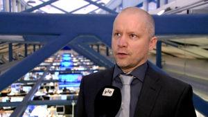 Aki Kangasharju, forskningschef på Nordea
