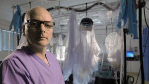 Ulkolinja: Lääke Ebolaan?, yle tv1