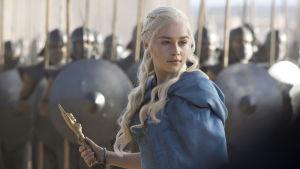 Game of Thrones -sarjan hahmo Daenerys Targaryen (Emilia Clarke)
