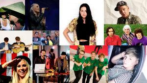 Oj så många fina finlandssvenska artister och band vi har ändå!