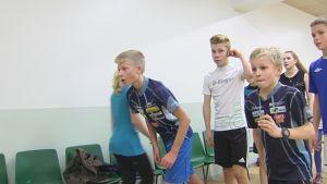 Orientering, orienteringsklubb, juniorer, 2014