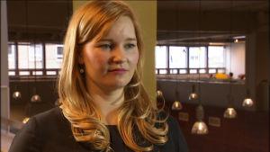 Susanna Mehtonen är juridisk expert på Amnesty i Finland.