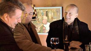 Kolme viisasta miestä, yle tv1