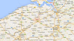 Här ligger Ghent