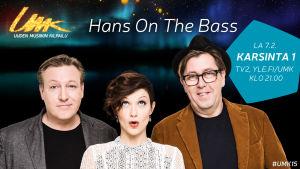Hans On The Bass