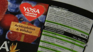 Yosaa markkinoidaan useammalla hyväksymättömällä väitteellä.