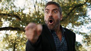George Clooney elokuvassa Burn after Reading