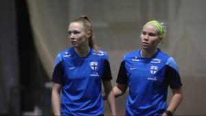 Fotboll, damlandslaget