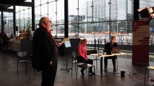 Kimmo Hakolan puheenvuoro Kantapöydässä 28.1.2015