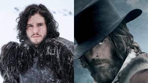 Jon Nietos ja Mikko Leppilampi TV2:n Game of Thrones-kilpailussa