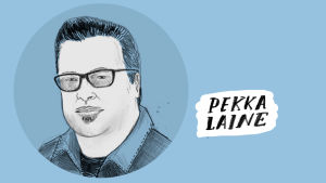 Blogisti Pekka Laine ohjelmassa Parasta aikaa