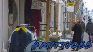 Second hand-butik i Kronohagen