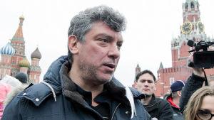 Boris Nemtsov, yle tv1