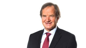 Koncernchef Björn Kjos