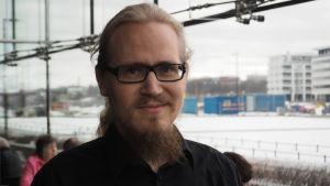 Säveltäjä Niilo Tarnanen