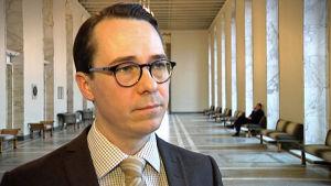 Carl Haglund, yle tv1
