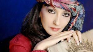 Porträtt av Nasiba Abdullajeva