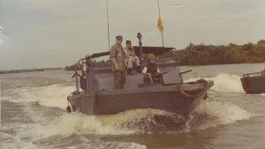 Historia vietnamin sodan loppu, yle tv1
