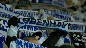 Köpenhamn-fans.