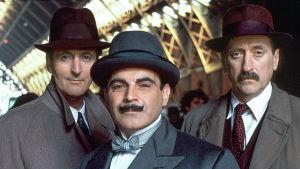 Hercule Poirot: Aikataulukon arvoitus, yle tv1