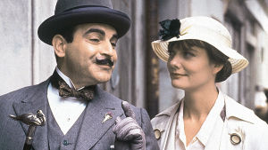 Hercule Poirot: Lentävä kuolema, yle tv1