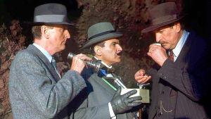 Hercule Poirot: Varjossa auringon alla, yle tv1