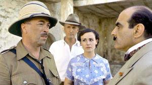 Hercule Poirot: murha mesopotamiassa, yle tv1