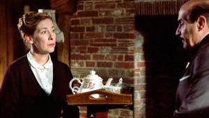 Hercule Poirot: Teetä kolmelle, yle tv1