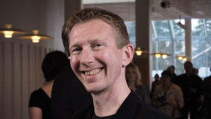 Pianisti ja liedmusiikin ohjaaja Heikki Pellinen.