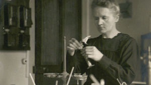 Historia: Marie Curie, yle tv1