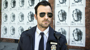 The Leftovers-sarjan Kevin Garvey (Justin Theroux)