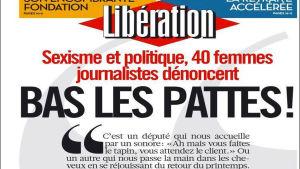 Kampanjen Bas Les Pattes (Bort med tassarna) i Frankrike