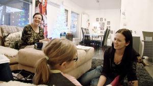 Dokumenttiprojekti: Lasten suojelijat, yle tv1