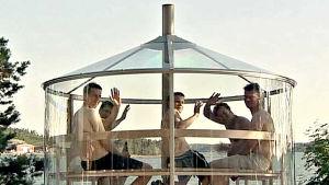 Sauna, yle tv1