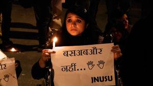 Dokumenttiprojekti: Intian tytär, yle tv1